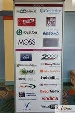 Sponsors Signage at the 2010 Internet Dating Conference in Miami