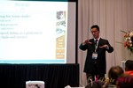 Douglass Lee (Vice President @ Click2Asia) at the June 22-24, 2011 L.A. Internet and Mobile Dating Industry Conference