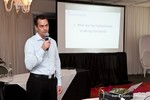 OPW Pre-Session (Mike Baldock of Courtland Brooks) at iDate2011 L.A.