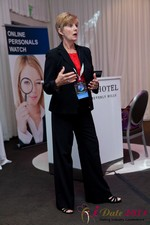 Ann Robbins (CEO of eDateAbility) at the June 22-24, 2011 L.A. Internet and Mobile Dating Industry Conference