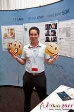 Userplane (Exhibitor) at the 2011 L.A. Online Dating Summit and Convention