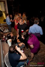 The Hollywood Dating Executive Party at Tai 's House at the 2011 Internet Dating Industry Conference in L.A.