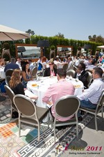 Mobile Dating Executives Meet for the iDate Lunch at the 2011 L.A. Online Dating Summit and Convention