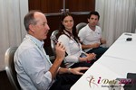 Mobile Dating Panel (Brendan O'Kane, Raluca Meyer & Joel Simkhai) at the June 22-24, 2011 L.A. Internet and Mobile Dating Industry Conference