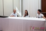 Mobile Dating Panel (Raluca Meyer of Date Tracking) at the 2011 Internet Dating Industry Conference in L.A.