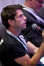 Joel Simkhai (CEO of Grindr) at the June 22-24, 2011 L.A. Internet and Mobile Dating Industry Conference