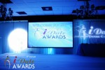 Awards Stage in Miami Beach at the January 24, 2012 Internet Dating Industry Awards
