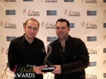 Honor Gunday & Benoit Boisset - PaymentWall won Best Payment System for 2012 at the 2012 Internet Dating Industry Awards Ceremony in Miami