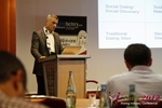 Dr Eike Post (Co-Founder of IQ Elite) at the 2012 Köln European Mobile and Internet Dating Summit and Convention