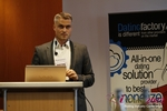 Dr Eike Post (Co-Founder of IQ Elite) at the September 10-11, 2012 Köln European Internet and Mobile Dating Industry Conference