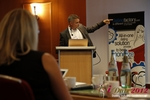 Dr Eike Post (Co-Founder of IQ Elite) at the 2012 European Union Online Dating Industry Conference in Germany