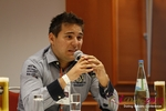 Final Panel (Benjamin Bak of Lovoo) at the September 10-11, 2012 Mobile and Internet Dating Industry Conference in Germany