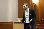 Matt Connoly (CEO of MyLovelyParent) at the September 10-11, 2012 Köln European Internet and Mobile Dating Industry Conference