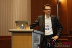 Moritz Von Tobiesen (Account Manager at Google) at the 2012 Köln European Mobile and Internet Dating Summit and Convention