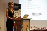 Oksana Reutova (Head of Affiliates at UpForIt Networks) at the 2012 Germany European Union Mobile and Internet Dating Summit and Convention