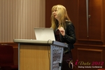 Professor Moniica Whitty (University of Leicester) at iDate2012 Europe