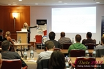 Professor Moniica Whitty (University of Leicester) at the September 10-11, 2012 Mobile and Internet Dating Industry Conference in Germany