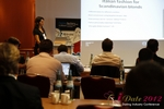 Tanya Fathers (CEO of Dating Factory) at the 2012 Köln European Mobile and Internet Dating Summit and Convention