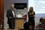 Tim Ford and Monica Whitty at the 2012 European Union Online Dating Industry Conference in Germany