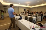 Alexander Harrington (CEO of MeetMoi)  at the June 20-22, 2012 Mobile Dating Industry Conference in California