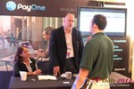 PayOne (Exhibitor) at the 2012 Online and Mobile Dating Industry Conference in California