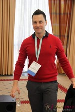 Ademar de Farias Jr (CEO of Bi2Bi) at the 2013 European Internet Dating Industry Conference in Cologne