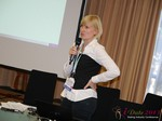 Catharina Jaschke (Regional Manager @ Be2) at the 35th iDate2013 Köln convention