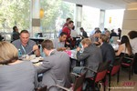 Lunch at the 2013 Köln European Mobile and Internet Dating Summit and Convention