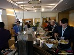 Lunch at the 2013 European Internet Dating Industry Conference in Cologne