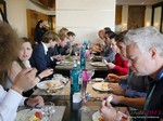 Lunch at the September 16-17, 2013 Mobile and Online Dating Industry Conference in Cologne
