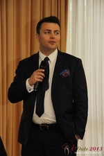 Maciej Koper (CEO of World Dating Company) at iDate2013 Europe