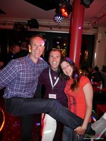 Networking Party at the 10th Annual European iDate Mobile Dating Business Executive Convention and Trade Show