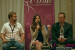 Dana Kanze - CEO of Moonit at the 34th iDate2013 California