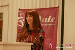 Julie Spira - CEO of CyberDatingExpert.com at the 34th Mobile Dating Industry Conference in California