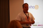 Lee Blaylock - Who@ at the June 5-7, 2013 Mobile Dating Industry Conference in California