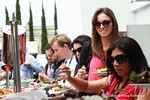 Lunch at the June 5-7, 2013 California Online and Mobile Dating Industry Conference