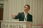 Mike Polner - Apsalar at the 34th Mobile Dating Business Conference in California