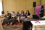 Charreah Jackson (Essence Magazine) hosts the 1st Annual Matchmakers Debate at the 2013 Las Vegas Digital Dating Conference and Internet Dating Industry Event