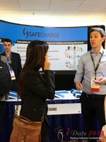 SafeCharge (Payment Industry Sponsor) at Las Vegas iDate2013