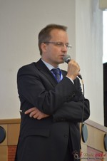 Dieter Plassman, CTO at Net-M  at the September 8-9, 2014 Koln E.U. Internet and Mobile Dating Industry Conference
