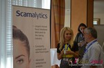 Exhibit Hall, Scamalytics Sponsor  at iDate2014 Koln