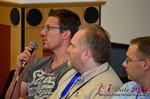 Henning Weichers CEO of Metaflake, Final Panel  at iDate2014 Koln