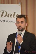 Matthew Banas, CEO of NetDatingAssistant  at the 2014 E.U. Internet Dating Industry Conference in Koln