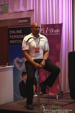 Nigel Williams, VP at Adxpansion On Best Strategies For Online Dating Conversions at the 38th iDate2014 Los Angeles