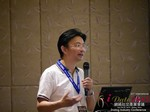 Dr. Song Li - CEO of Zhenai at the May 28-29, 2015 Beijing Asia Online and Mobile Dating Industry Conference