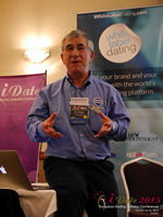 Dave Wiseman Vice President Of Sales And Marketing Speaking To The European Dating Market On Scam Detection Technology at the October 14-16, 2015 London E.U. Online and Mobile Dating Industry Conference