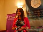 Juliette Prais CEO of Pink Lobster Dating Speaking at CEO Therapy at the October 14-16, 2015 London E.U. Online and Mobile Dating Industry Conference