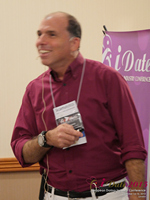 Marc Lesnick Speaking On Utail And Social Promotion For Dating Operators   at the 2015 E.U. Online Dating Industry Conference in London