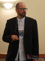 Matteo Monari Bizup Speaking On SEO For Online Dating Sites at the October 14-16, 2015 London E.U. Online and Mobile Dating Industry Conference