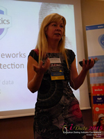 Monica Whitty Professor Of Psychology University Of Liecester at the E.U. iDate conference and expo for matchmakers and online dating professionals in 2015